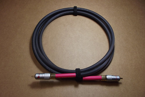 LaSpada Audio Platinum Series Subwoofer Cable