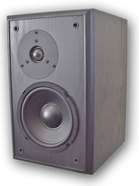 LaSpada Audio BL-a Stereo Bookshelf Monitors (Pair)