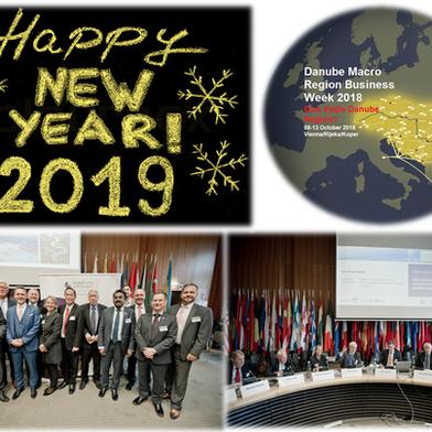 Merry Christmas & Happy New Year from Danube Macro Region