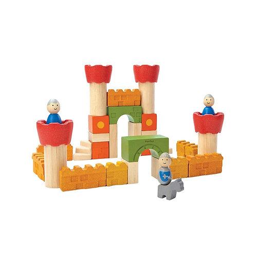 Blocs de construction chateau