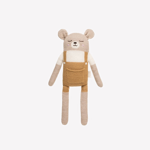 Teddy Tall Ocre
