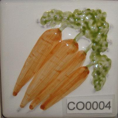 10х10 комплект 5 штук Decor Veget. blanco/ crema