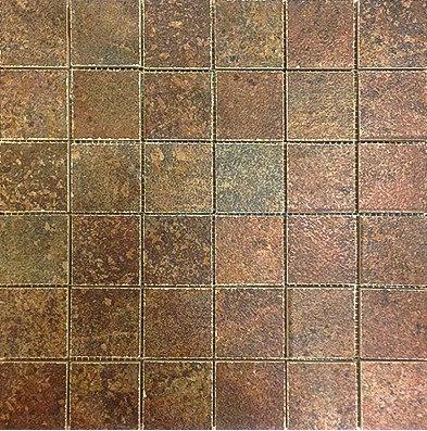 MOZ0040 мозаика 30.5х30.5 AM COLIZEO TIERRA 5x5