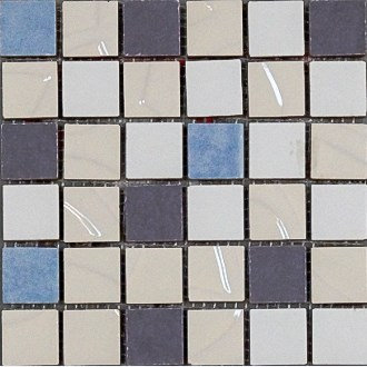 MOZ0215 Мозаика 30.5х30.5 GF ART-EL MIX 2.5x2.5