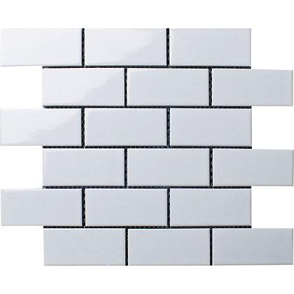 5x7.5 blanco мозаика