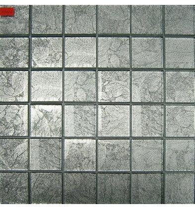 мозаика  metalic 5х5 на сетке 30.5х30.5
