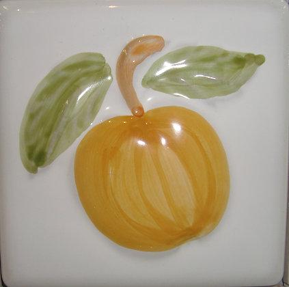 10х10 комплект 4 штук Decor Frut. blanco/ crema