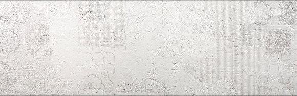 Decor Dress Blanco Rect 29x89 Плитка керамическая.
