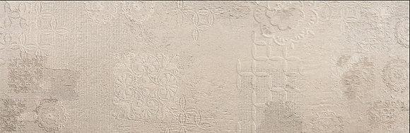 Decor Dress Marfil Rect 29x89 Плитка керамическая.