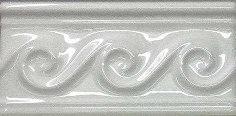 Cenefa 7.5x15 blanco