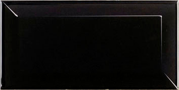 CE0065 NEGRO BRILLO 10x20 Плитка (кабанчик)