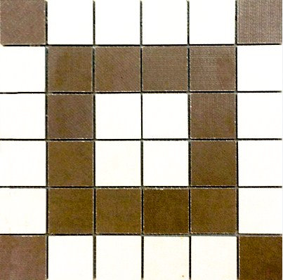 AM0099 мозаика 30.5х30.5  AM Sar. MIX (5x5)