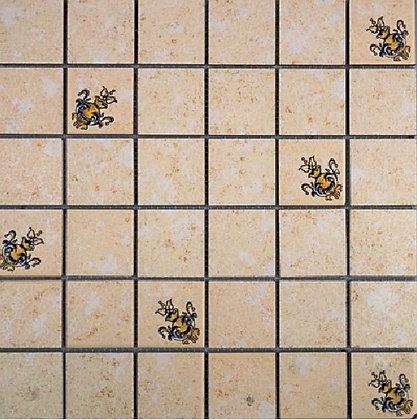 MOZ0213 мозаика 30.5х30.5 EL SUERA MIX 5x5