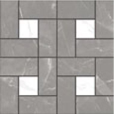 MOSAICO ISIS GREY 29x29 Керамогранит