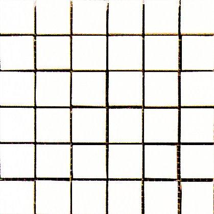 MOZ0190 мозаика 30.5х30.5 EL BLANCO 2.5x2.5