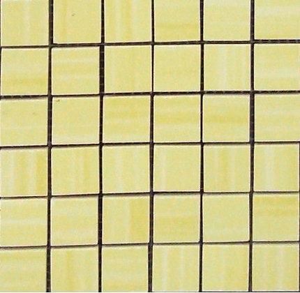 MOZ0124 мозаика 30.5х30.5 AL GIALO 2.5x2.5
