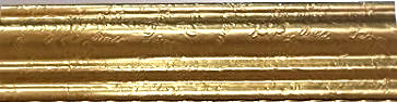 CF0015 Moldura Gold
