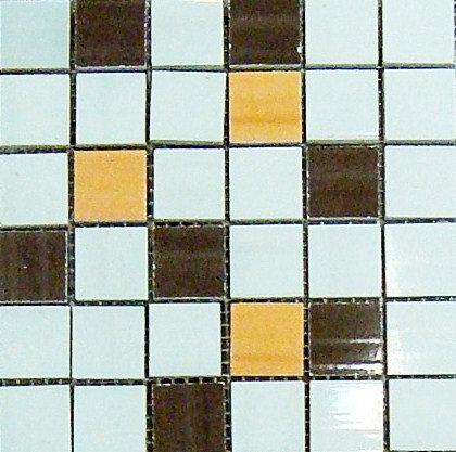MOZ0206 мозаика 30.5х30.5 AL BLAN.-CH-NAR. 2.5x2.5