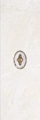 Serenity Ivory Ins. Scarlett 30x90 Декор.