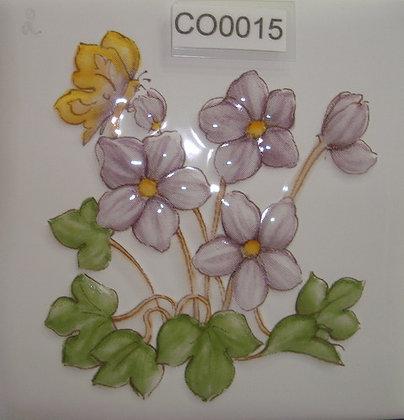 15х15 комплект 4 штуки Decor Flor