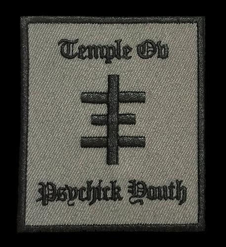 TOPY Insignia Patch