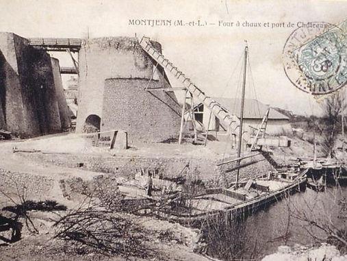 Fours-a-chaux-Chateaupanne-Montjean-sur-