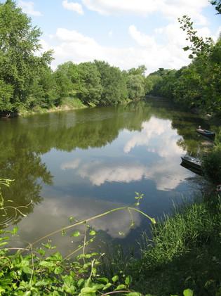 Sérénité des bords de Loire, des vacances idéales pour se détendre en pleine nature en Anjou.