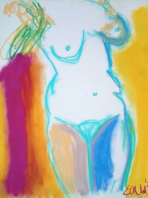 Rainbow Nude