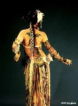 2008 - Tribal espalda
