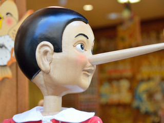 Cool Research For Writers: Spotting Liars