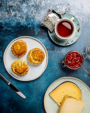 1330 Ahmad Tea - Food Pairings - Cheese