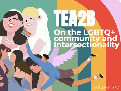TEA2B n°01: LGBTQ+ community and Intersectionality
