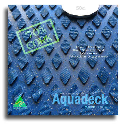 Comcork Aquadeck Diamond Single Sheet 1800 x 900mm