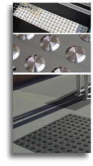 Tactile ground surface inicators