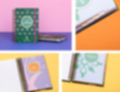 Bogdesign, design af bøger