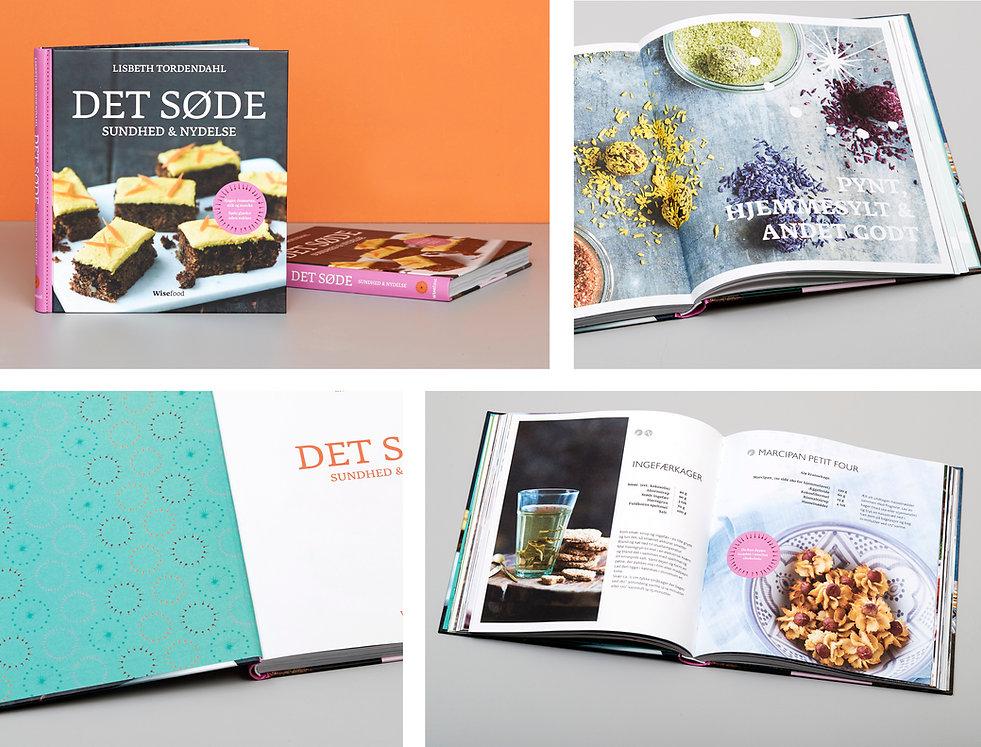 kogebøger, design af kogebøger, kogebogsdesign, bogdesign