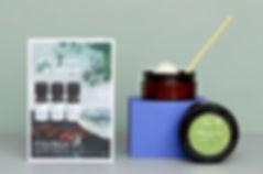 Design af folder - Etiketdesigns - emballagedesigns Fischer Pure Nature