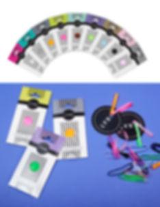 Emballagedesign, designudvikling a emballager, lyxo elastikker