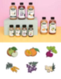 Etiketdesign - emballagedesign til Bangs