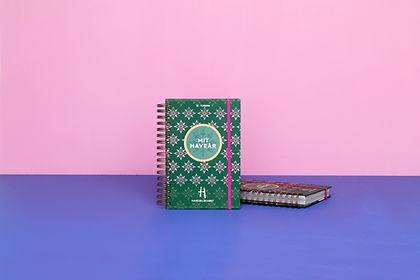 Havedagbog- designet for Haveselskabet
