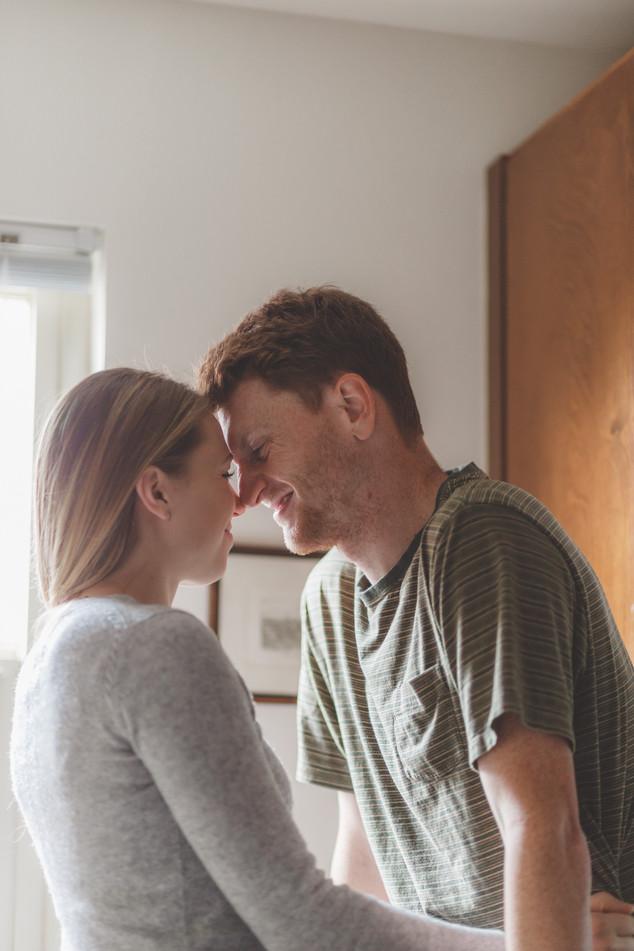 Daniella & Phillip Home shoot