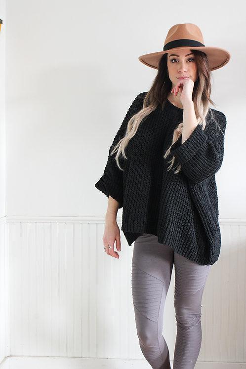 Vanessa Wide Sleeve Sweater
