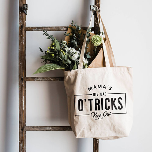 Mama's Big Bag O' Tricks Tote