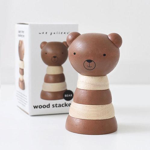 Stacking Bear