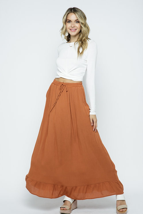 Nia Maxi Skirt
