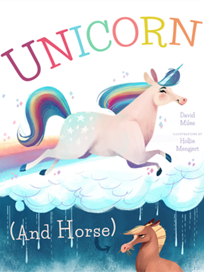 """Unicorn (And Horse)"" Book"