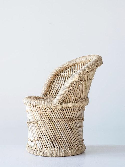 Boho Baby Bamboo Chair