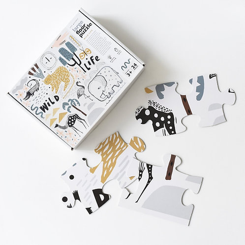 Wildlife Floor Puzzle