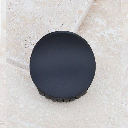 Black Modern Hair Clip