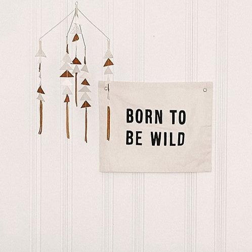 Born Wild Banner